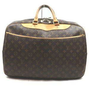 Auth Louis Vuitton Alize 24 Travel Hand #N77254V39